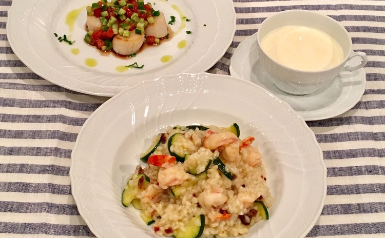 簡単にできる夏に食べたいおすすめイタリアン!