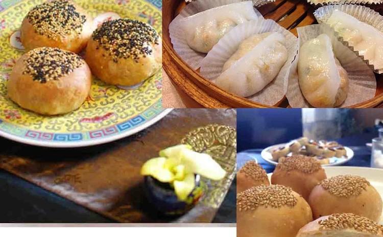 8月限定メニュー🌟台湾名物胡椒餅&潮州粉果を作ります♪