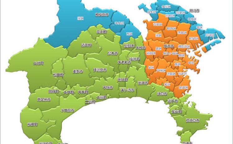 神奈川の気候風土と歴史