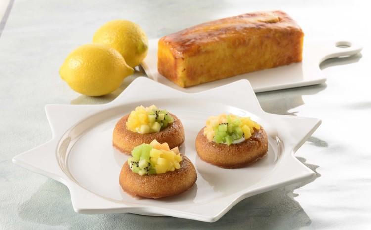 じゅわっと美味♡フランス伝統菓子サバラン&ガトーウィークエンド