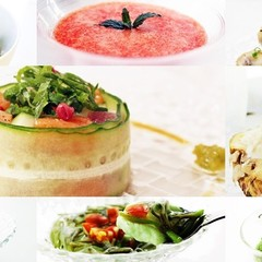 真夏料理~柚子こしょう作り・セルクル料理など✿お土産付