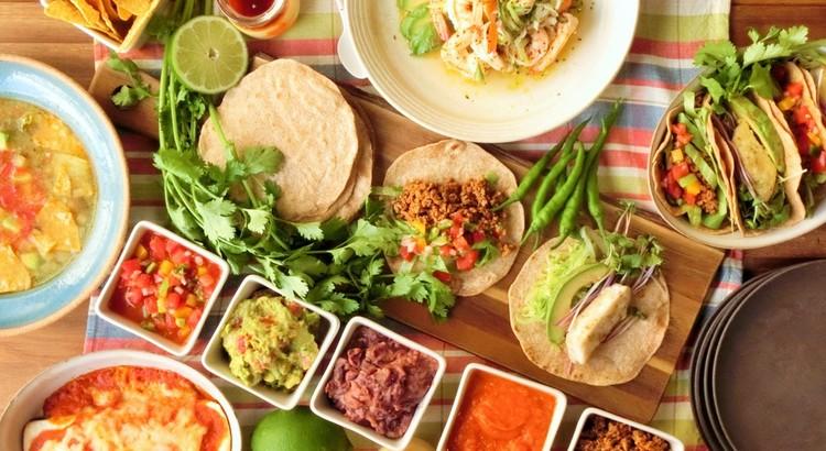 9月追加♪メキシコ祭り開催!全11品 仲間とワイワイやご褒美ごはんに♪