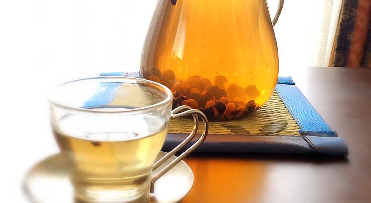 香ばしい五穀茶