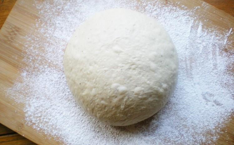 パン生地作り(ミルクハード)
