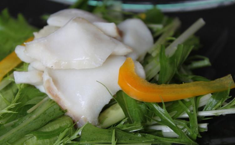超簡単!中華風白身魚のサラダ