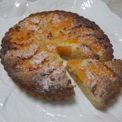 糖質制限でオレンジとココナッツのタルト作り!ココナッツマカロンも!