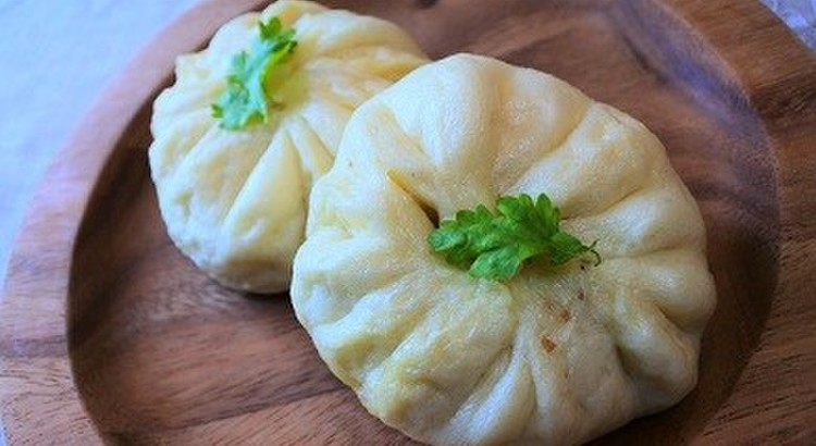 サラパオムーサップ(タイの肉まん)