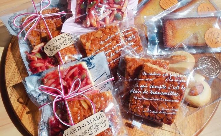 ワクワクが詰まった焼菓子セレクション
