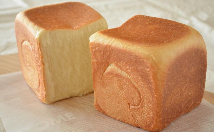【リクエスト】ふわふわ口どけ♡絶品!生クリーム食パン こだわりランチ付