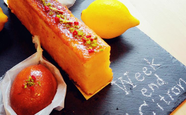 フランス伝統菓子~ウィークエンドシトロン