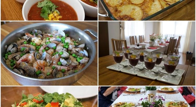 「毎日パエリヤ!」手軽な材料で作る本格パエリヤとスペイン料理5品
