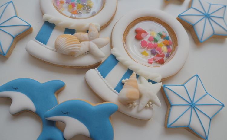 親子で楽しくて可愛いアイシングクッキー作り講座