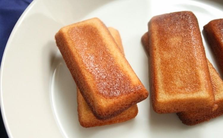 「フィナンシェ」アーモンドの香り豊かな焼き菓子、贈り物にも(10個)