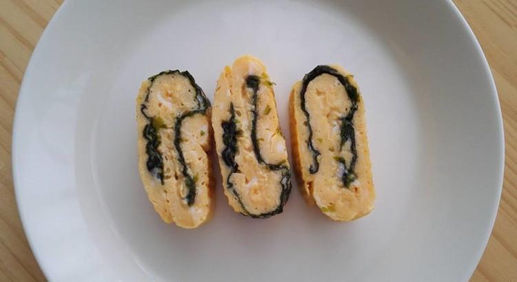 卵焼き(のり入り)