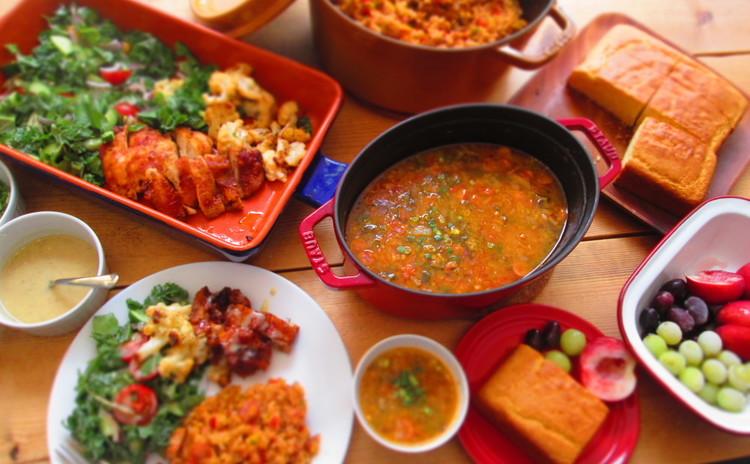 アメリカ南部の郷土料理・ケイジャン&クレイオール