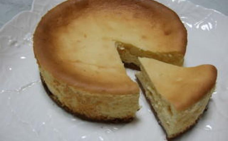 糖質制限でチーズケーキ作り!チーズサブレも!