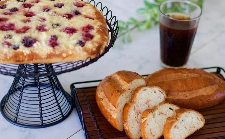 【元パン職人に学ぶ】国産小麦が香るパンとケーキのようなふわふわパン作り