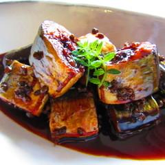 秋の和食、秋刀魚山椒煮、秋鮭ときのこの飛竜頭、舞茸おこわ、鰹出し味比べ