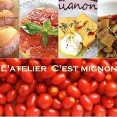 夏のトマトフェスタ!自家製ケチャップ、トマトタルトタタン他3種を楽しむ