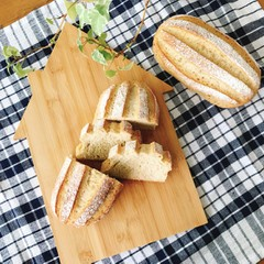 【レーズン酵母】米粉でもっちりソイミルクハース☆秋のスープ&サラダも
