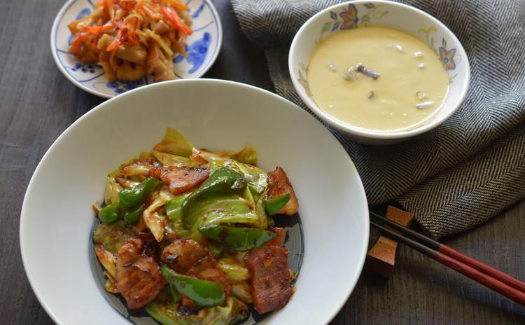 自慢の一品に!定番:回鍋肉などの中華料理