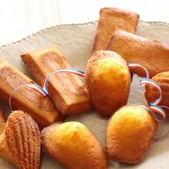 バターが美味しい季節到来!お菓子の基本、マドレーヌとフィナンシェ