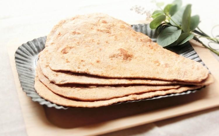 パラタ(インドの無発酵パン)