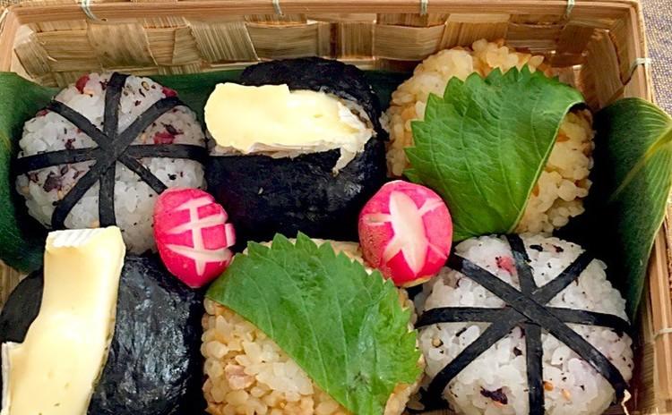お弁当箱を使ってレッスン☆秋の味覚たっぷり行楽弁当全7品