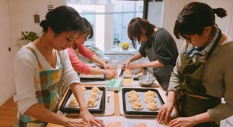 小さなパン教室 Hama Sora Cooking