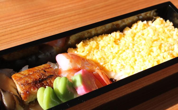 華麗なるちらし寿司