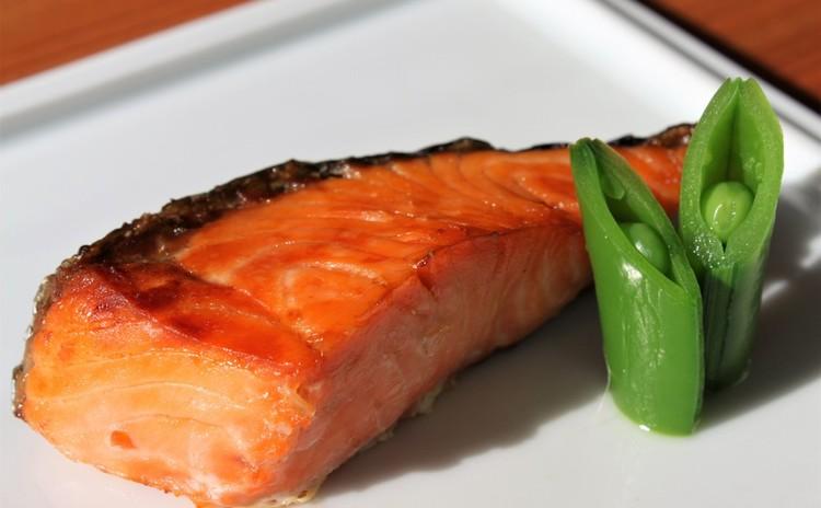 最強な鮭の西京焼き