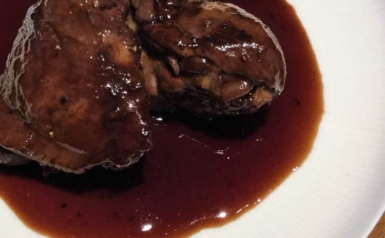 コックオーヴァン(鶏肉の赤ワイン煮込み)