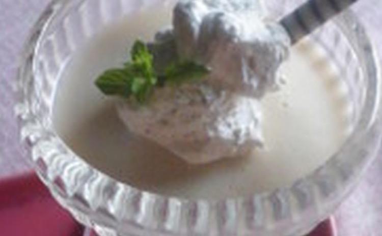 紅茶のフレーバープリン(講師お手製デザート付き♪~)