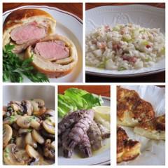 北海道の食材を使ってごちそうイタリアン⑦