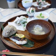 秋のおもてなし和食