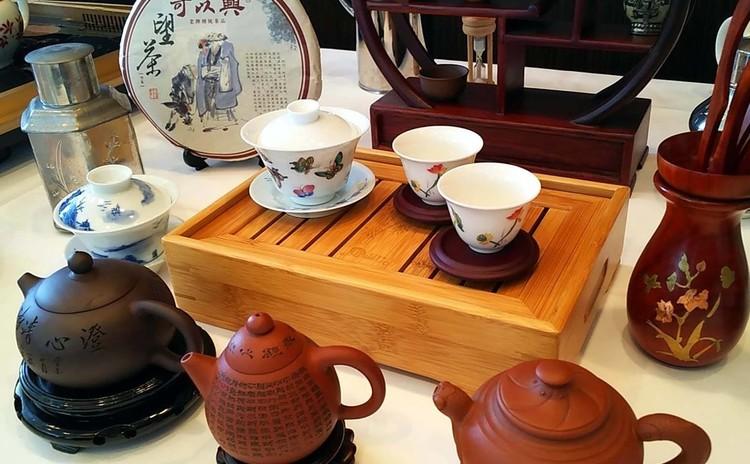 第ニ回  中国茶「お茶会」