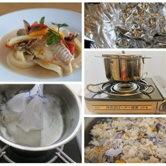 日程追加 非常時に備えたいキッチン回り&調理法。一緒に学び備えませんか