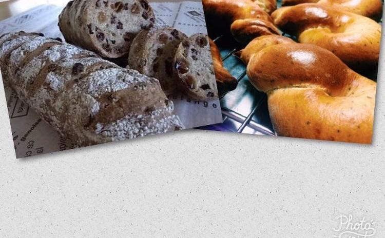 【自家製酵母】レザン レザンとパン オ テ