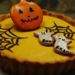 ハロウィンパーティは手作りで!パンプキンチーズケーキとかぼちゃのプリン