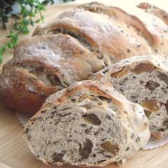 【2種のパン作り】ごまさつまパン&ダブルオリーブ♡
