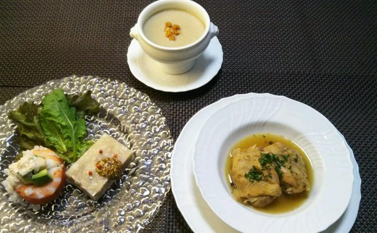 自宅で出来る世界の料理 ♪ベルギー料理に挑戦しましょう❗