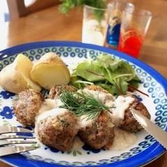 ぬくもりのスウェーデン料理☆北欧風ミートボール&ヤンソンの誘惑他全4品