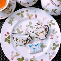 アイシングクッキー、ペイントレッスン!お土産付き♫