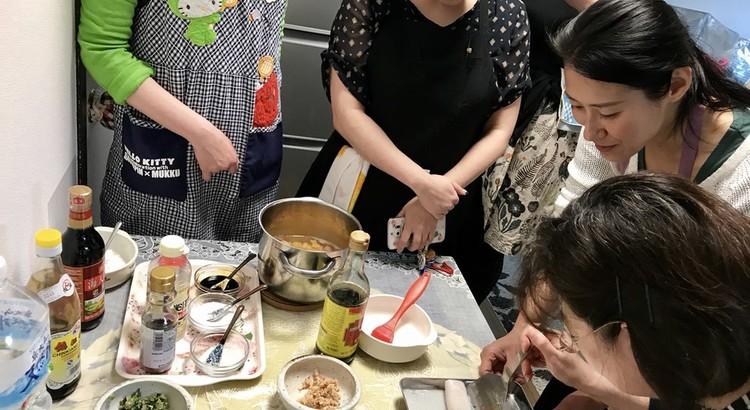 中華上海家庭料理教室