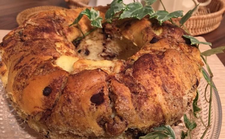 クリスマス♪くるみケーキと鴨のロースト