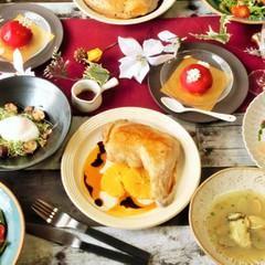 悶絶ごはん!おうち食堂 みんなで楽しむアジアンフレンチ(クリスマス)