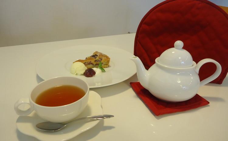 Happy紅茶レッスン★ランチ付き♪基本の淹れ方と世界3大紅茶飲み比べ