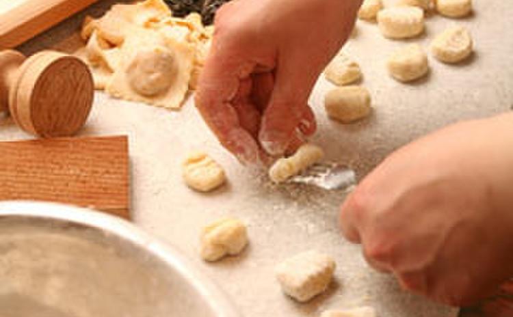 お家で作れる自家製パスタとイタリアの伝統料理を楽しく作りましょう!