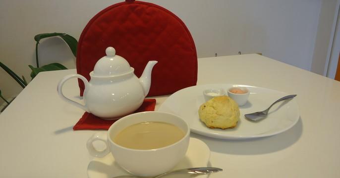 Happy紅茶レッスン★ランチ付き♪ミルクティーとチャイ