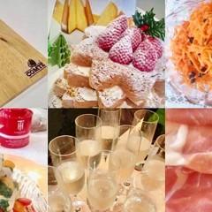 【お土産付!】コンテチーズで彩るクリスマス料理レッスン